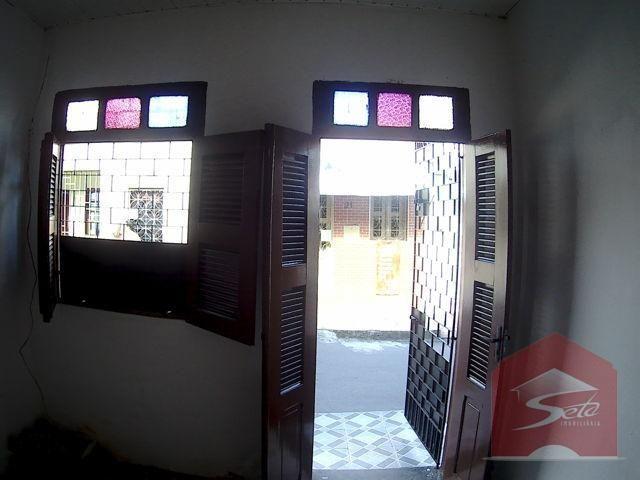 Casa residencial para locação, parangaba, fortaleza. - Foto 4