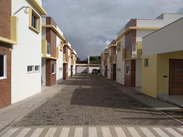 Vendo lindo duplex mobiliado em condomínio fechado em nova parnamirim - Foto 3