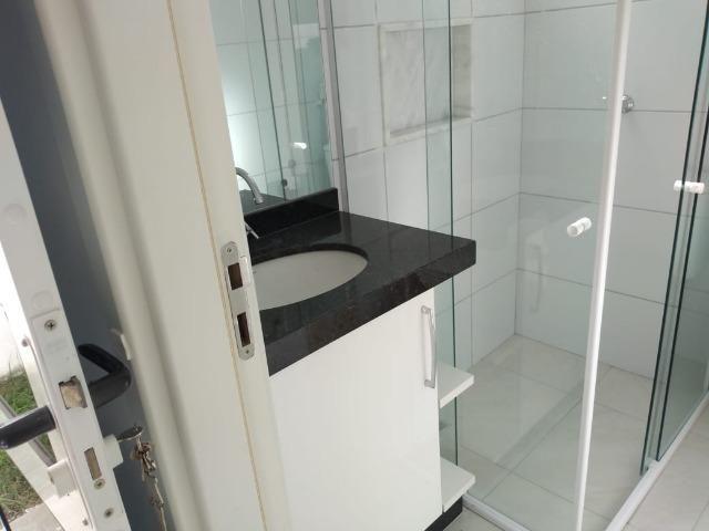 Vendo lindo duplex mobiliado em condomínio fechado em nova parnamirim - Foto 12
