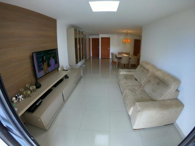 Apartamento à venda com 3 dormitórios em Ponta verde, Maceió cod:268