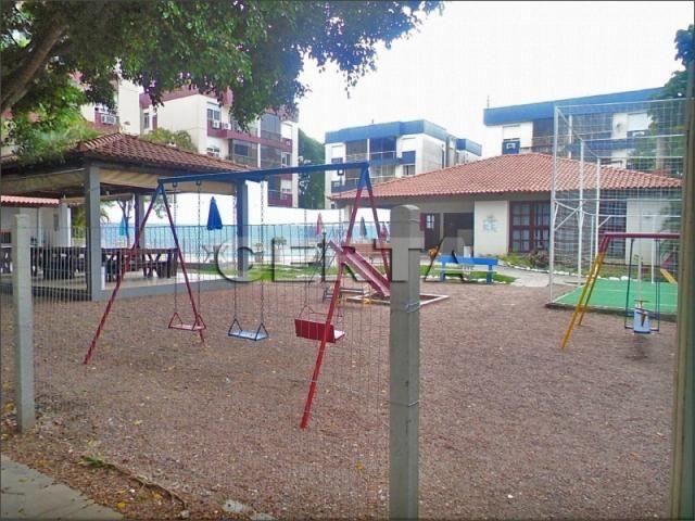 Apartamento para alugar com 1 dormitórios em Jardim do salso, Porto alegre cod:L02879 - Foto 9