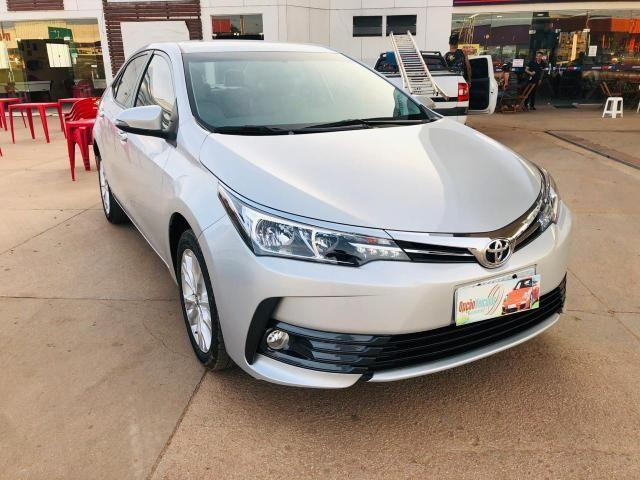 Corolla Xei 2.0 Flex Aut 2018