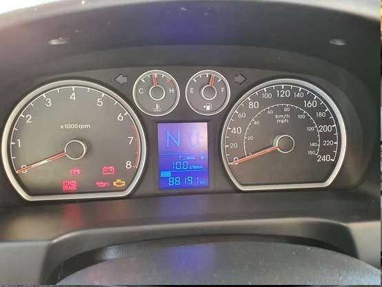 Hyundai i30 Preto 2011 2.0 mpfi automatico - Foto 6