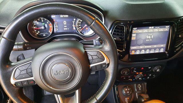 Compass 2018 Limited 4X4 diesel automático - Foto 4
