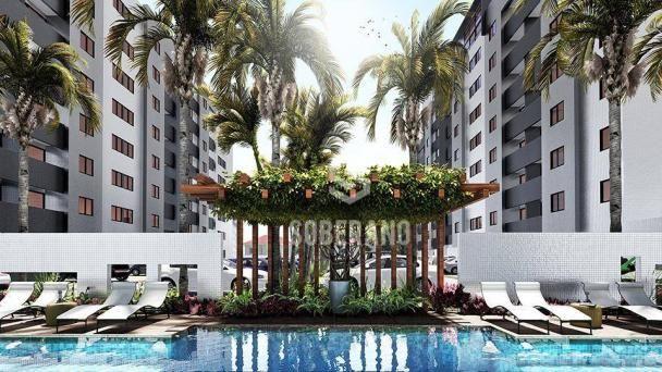 Apartamento com 2 dormitórios à venda, 54 m² por R$ 204.000 - Jardim Cidade Universitária  - Foto 13