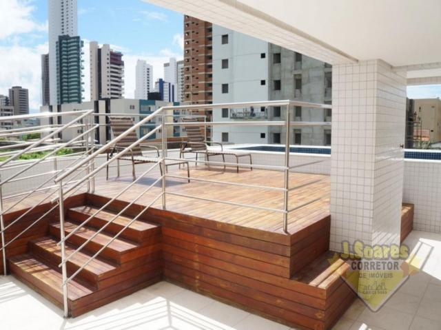 Apartamento 3 Quartos para Venda em João Pessoa, Aeroclube, 3 dormitórios, 1 suíte, 3 banh - Foto 17