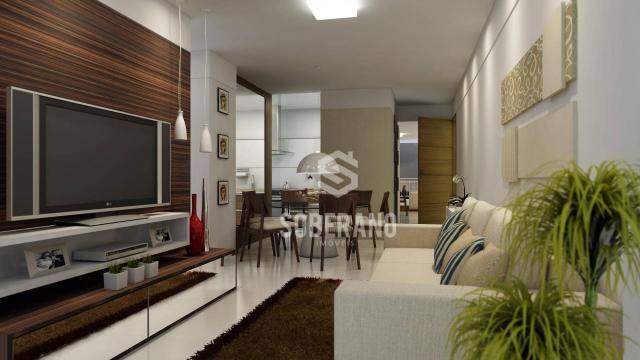 Apartamento com 3 dormitórios à venda, 78 m² por R$ 377.266 - Bancários - João Pessoa/PB - Foto 13