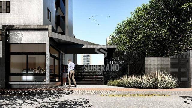 Apartamento com 2 dormitórios à venda, 54 m² por R$ 204.000 - Jardim Cidade Universitária  - Foto 9