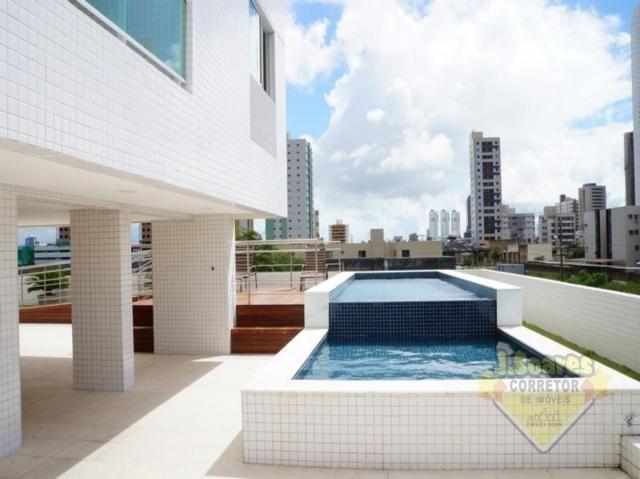 Apartamento 3 Quartos para Venda em João Pessoa, Aeroclube, 3 dormitórios, 1 suíte, 3 banh - Foto 16