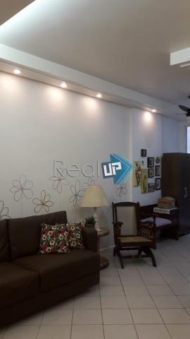 Apartamento à venda com 3 dormitórios em Laranjeiras, Rio de janeiro cod:23466 - Foto 2