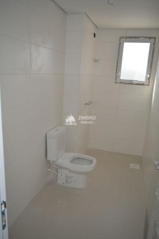 Apartamento 03 dormitórios para venda em Santa Maria com Suíte Sacada Churrasqueira Garage - Foto 12