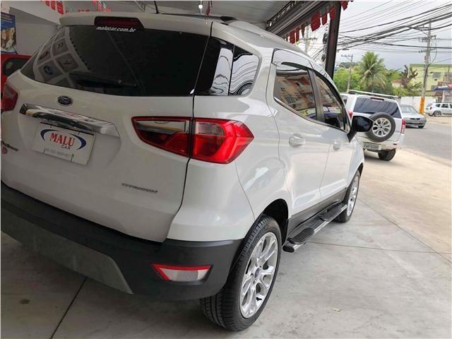 Ford Ecosport 1.5 ti-vct flex titanium automático - Foto 6