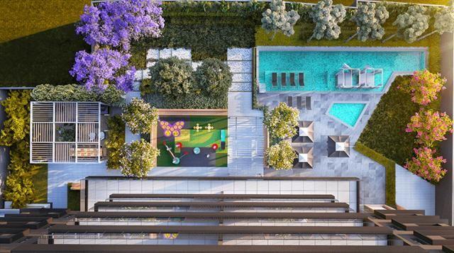 Apartamentos de 186 m² com 3 ou 4 suítes - ótima localização no campo Belo - SP - Foto 14