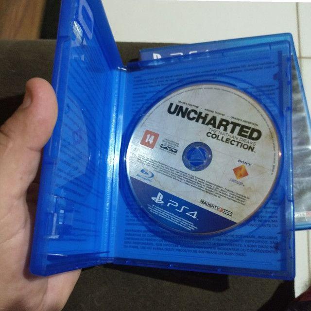 Jogos uncharted ps4 - Foto 4