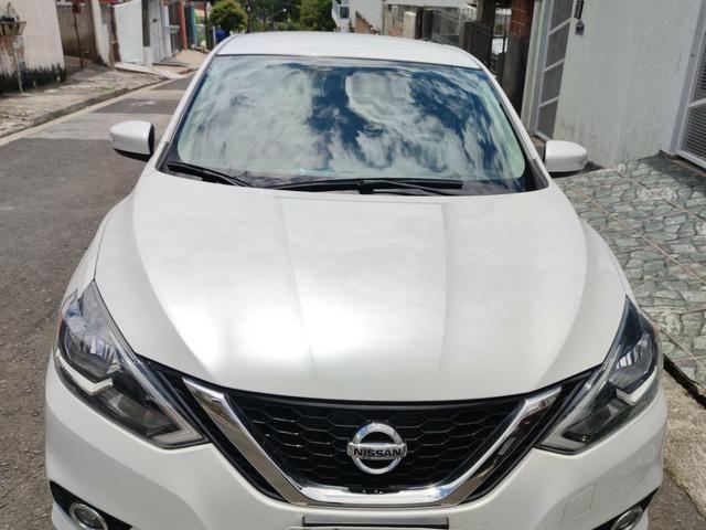 Sentra Nissan 2.0 2018 sv cvt aut