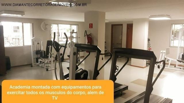 Apartamento à venda com 3 dormitórios em Colina de laranjeiras, Serra cod:AP00197 - Foto 11