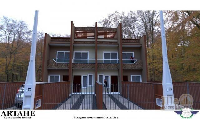 Casa à venda com 2 dormitórios em Itinga, Araquari cod:1291195