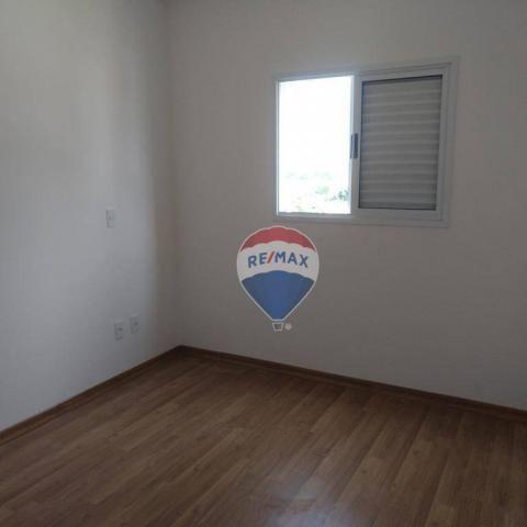 Apartamento com 3 dormitórios para alugar, 77 m² por R$ 1.850,00/mês - Jardim dos Calegari - Foto 14
