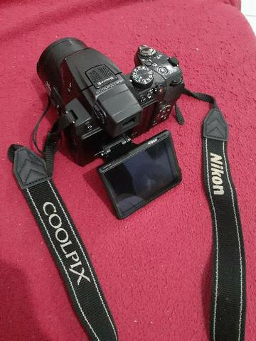 Nikon pouco tempo de uso - Foto 2