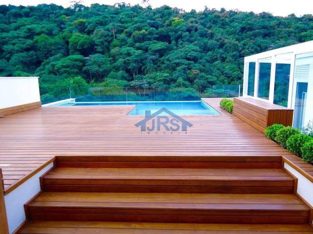 Alphasitio Sobrado com 3 dormitórios à venda, 580 m² por R$ 2.544.000 - Tamboré - Santana  - Foto 2