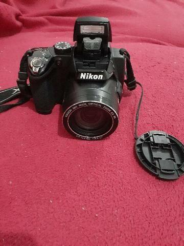 Nikon pouco tempo de uso - Foto 9