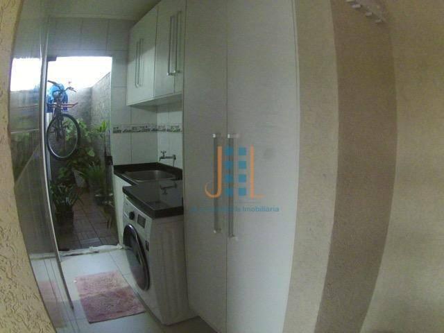 Sobrado em condomínio três quartos sendo uma suíte no Pinheirinho - Foto 19