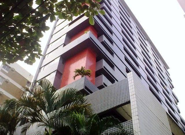 Flat 303, 6º Pavimento, Boa Viagem, Recife, sala & quarto, pertinho do mar, local top - Foto 15