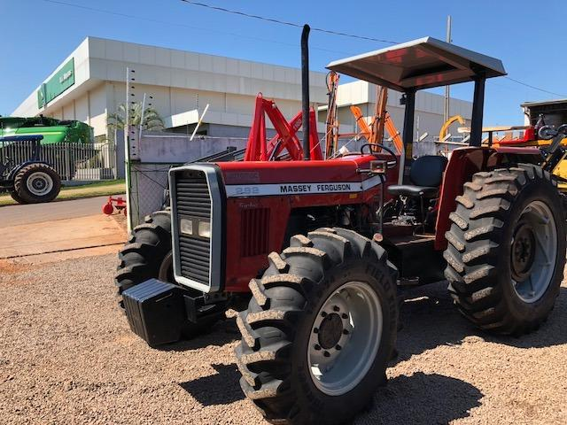 Massey Ferguson 292 4x4 ano 2001