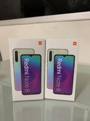 Redmi Note 8 64/128GB, Pronta entrega Novo