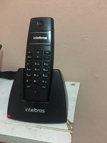 Vendo telefone fixo sem fio - Foto 3