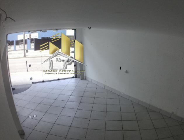 Laz- Alugo loja com 96 metros com Mezanino na Serra (07) - Foto 2