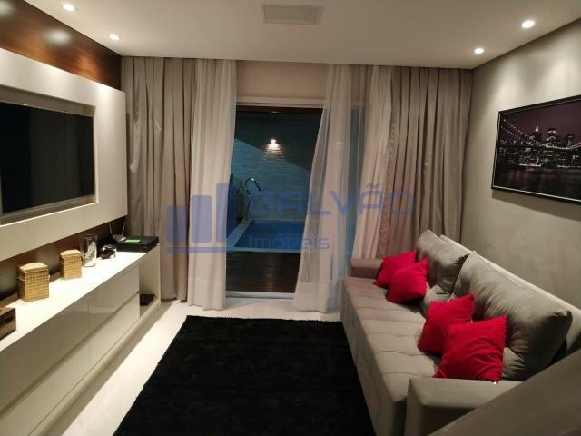 JG. Casa duplex de 3 quartos/suíte no condomínio Vila dos Pássaros, Morada de Laranjeiras - Foto 6