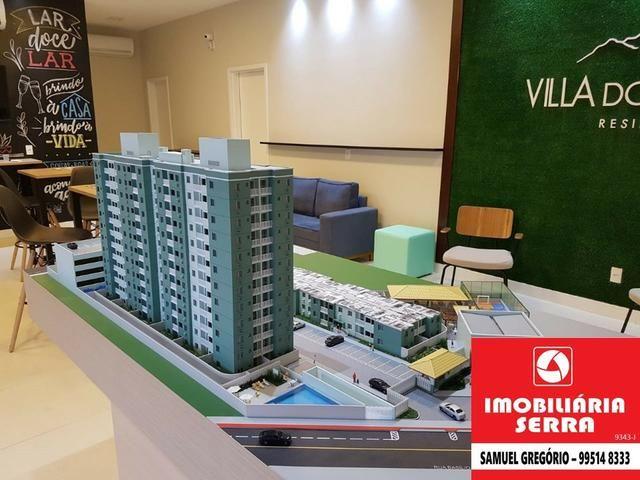 SAM 178 Villa do Mestre - 50m² - 2 quartos c/suíte - Jardim Limoeiro