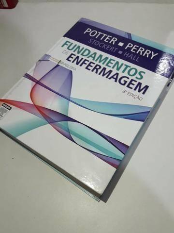 Livro Fundamentos De Enfermagem Potter Perry 8° Edição