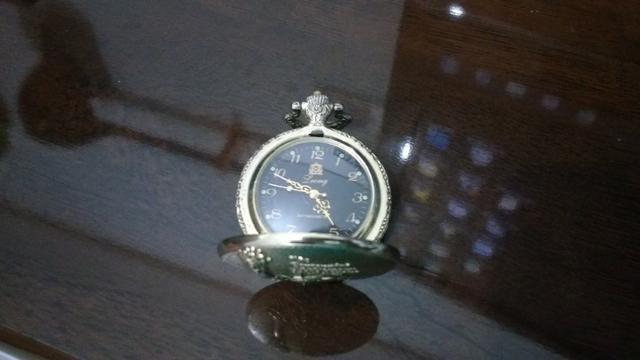 Relógio Quartzo à corda 1986 - Relíquia - Foto 5