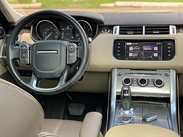 Range Rover Sport HSE   2016   Diesel   SDV6 + nova do Brasil - Foto 20