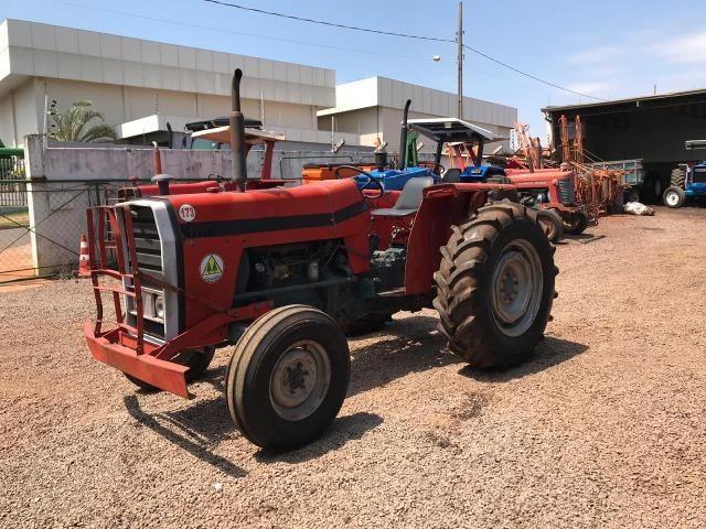 Massey Ferguson 265 4x2 ano 1979