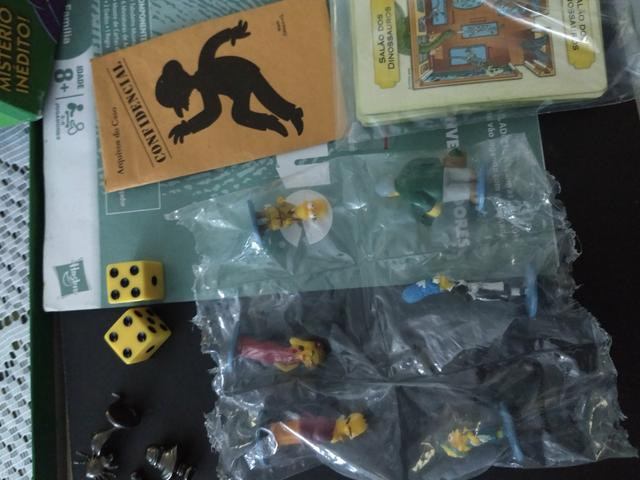 Jogo de tabuleiro Simpsons - Foto 6
