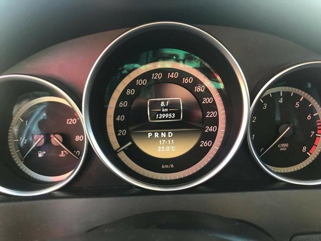 Mercedes-Benz C 180 1.8 CGI Classic 16V Turbo Gasolina 4P Aut. - 2011/2012 - Foto 12