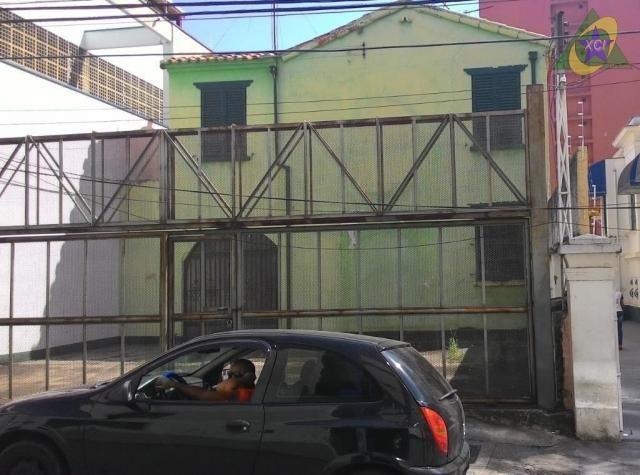 Sobrado comercial para locação, Centro, Campinas.