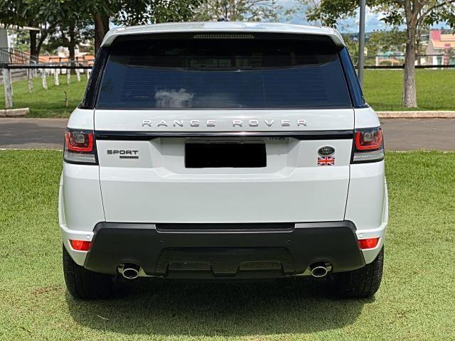 Range Rover Sport HSE   2016   Diesel   SDV6 + nova do Brasil - Foto 7