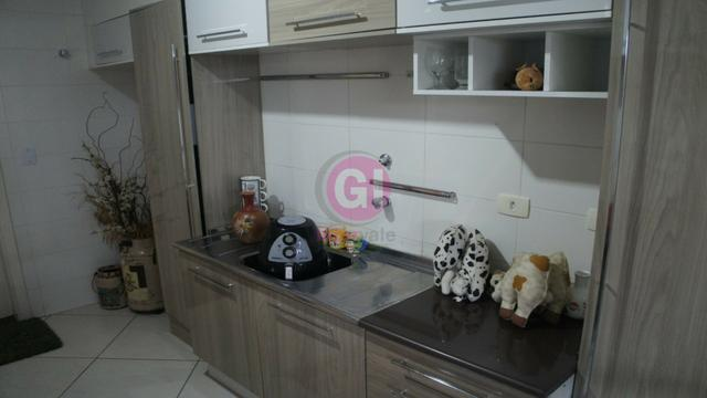 Venda/ casa condominio home clube - vila branca - jacarei-3 dormitorios suite - Foto 7