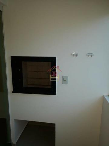 AL@-Apartamento com 02 dormitórios, 01 suíte, banheiro social, - Foto 2