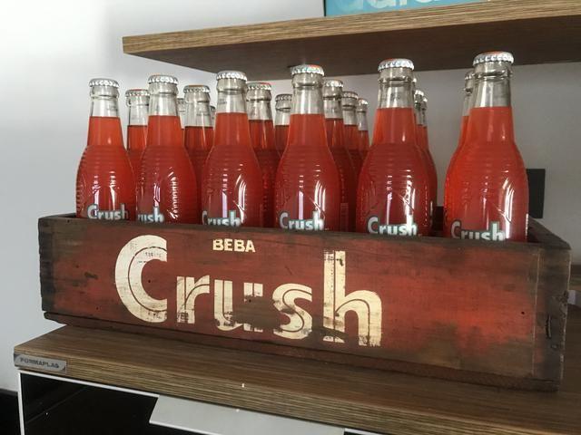 Engradado Crush