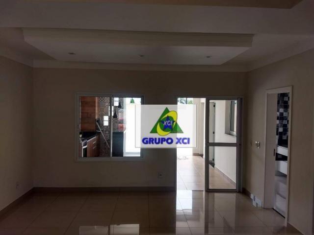 Casa residencial para locação, Parque Brasil 500, Paulínia. - Foto 14
