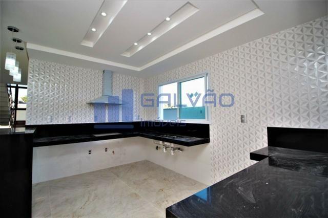 JG. Excelente / linda casa duplex no Boulevard Lagoa com 4 suítes!! - Foto 8