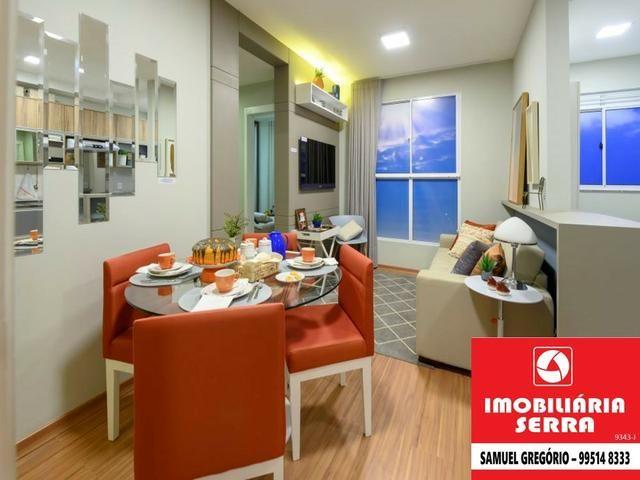 SAM 191 Apartamento 2 quartos - ITBI+RG grátis no bairro Camará - Foto 3