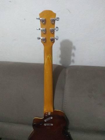 Violão Yamaha apx1 mini,o menor da categoria - Foto 2