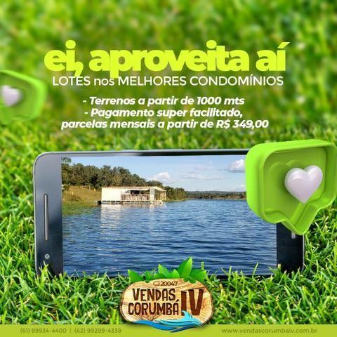 Trabalho com os Melhores Condomínios do Lago Corumbá IV , saiba mais - Foto 4