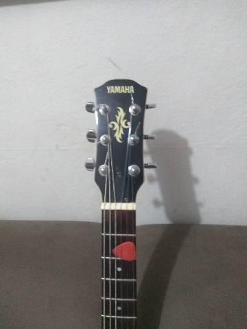 Violão Yamaha apx1 mini,o menor da categoria - Foto 6